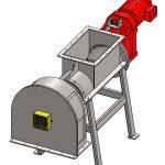 Flake mill HSM-450