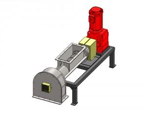 Scheibenmühle HSM300