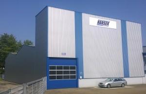 Firmensitz Hansek Maschinenbau GmbH